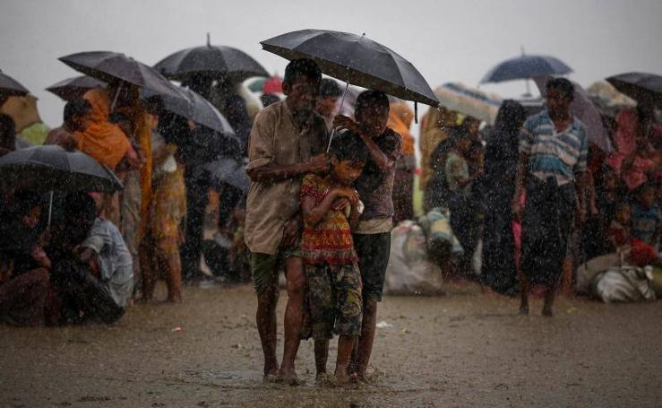 El impactante reportaje fotográfico sobre los rohinyás que ganó el premio Pulitzer