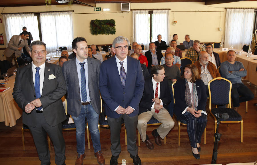 Mariano Marín en el XXXIX Congreso Nacional de la Confederación de Seguridad Local