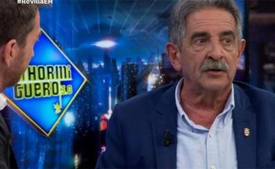 Miguel Ángel Revilla en 'El Hormiguero': «Mucha gente en Asturias piensa que les envié a Furaco para fastidiarles»