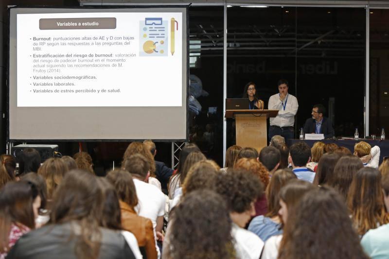XXVI Encuentro de residentes de medicina y enfermería familiar en Gijón