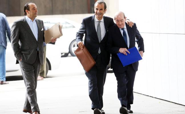 Caunedo dice que se «sorprendió» al conocer el estado real de la parcela de Olloniego
