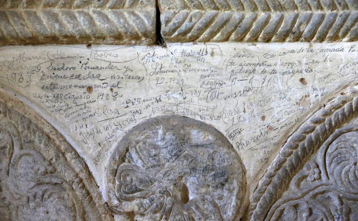 Grafitis del siglo pasado
