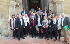 Pilar Varela reivindica una «bases sólidas» para financiar la Ley de Dependencia