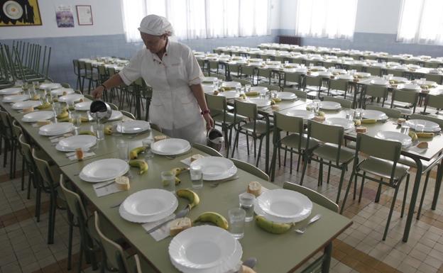 El aumento del presupuesto para comedores escolares multiplica el ...