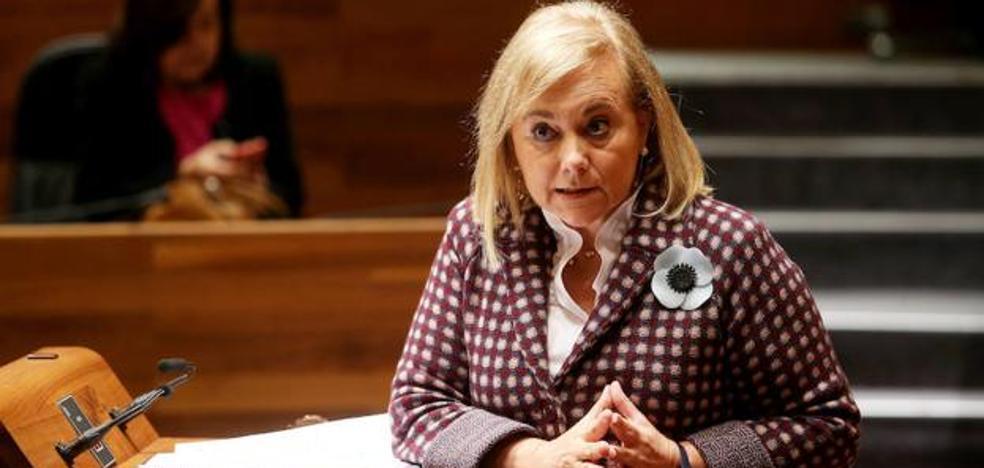 Mercedes Fernández estima que Cifuentes antepone que el PP conserve el Gobierno de Madrid a su propio interés