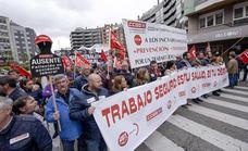 Los sindicatos celebran la subida de pensiones, pero lo ven como «un parche»