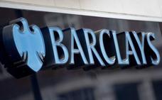 Barclays pierde 874 millones en el primer trimestre tras pagar una multa de 1.600 millones en EE UU