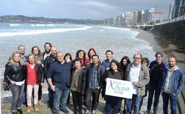 «Si gano las primarias la derecha no gobernará en Gijón», dice Mario Suárez