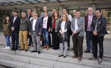 Frente común de los alcaldes de las cuencas para que el grado de Deportes vaya a Mieres