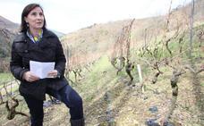 Carmen Martínez: «Con la semilla de la vid se puede hacer aceite de calidad»
