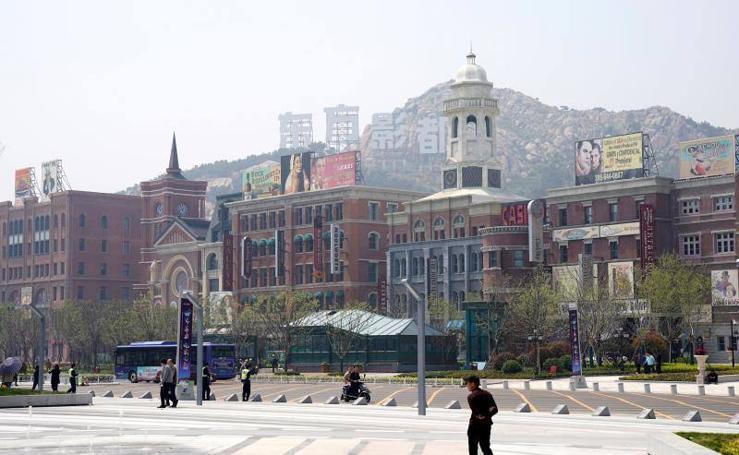 China reta a Hollywood con el mayor estudio de cine del mundo