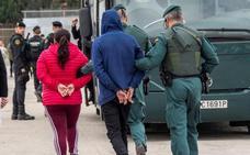 Un total de 66 detenidos en la operación contra el narcotráfico en Mallorca