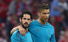 Isco se postula contra el Bayern
