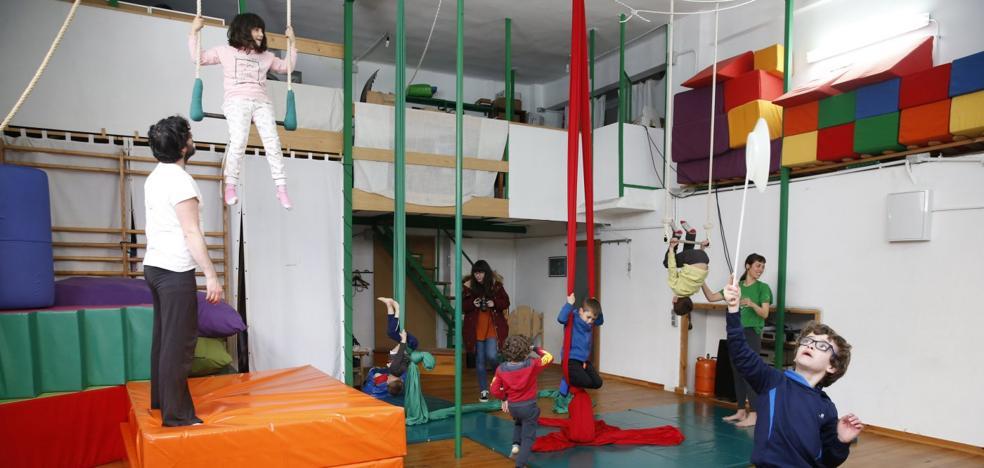 El circo crece en Gijón