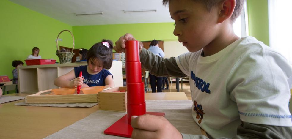La conexión Montessori