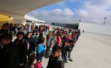 450 alumnos participan en las XV Xuntes d'Escolines y Escolinos