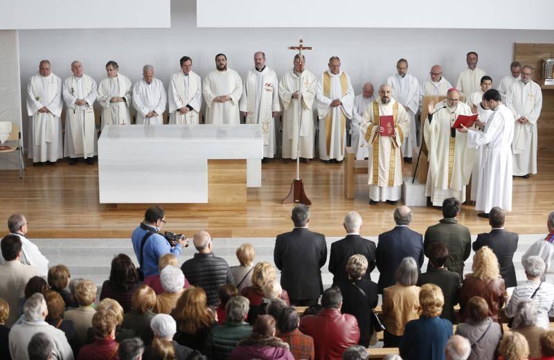El Natahoyo inaugura su iglesia