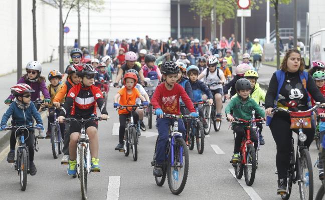 Los '30 días en bici' terminan batiendo récords con sus 25.000 participantes