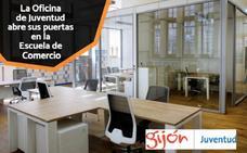 La Oficina de Juventud de Gijón abre sus puertas en sus nuevas instalaciones