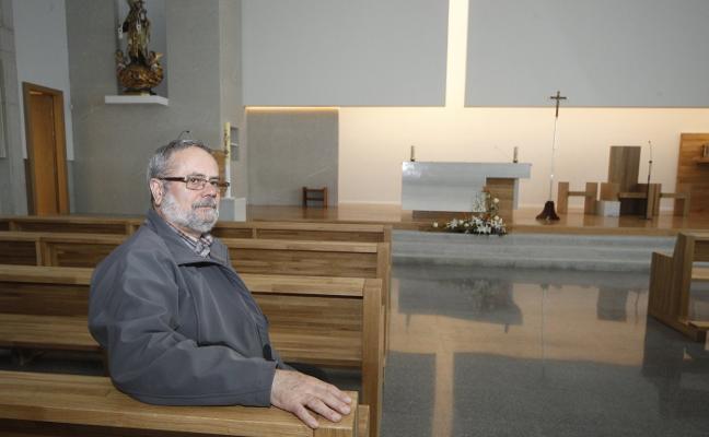 «Este nuevo templo pone fin a 25 años en los que trabajamos con precariedad»