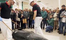 Vuelve el atún rojo más tradicional