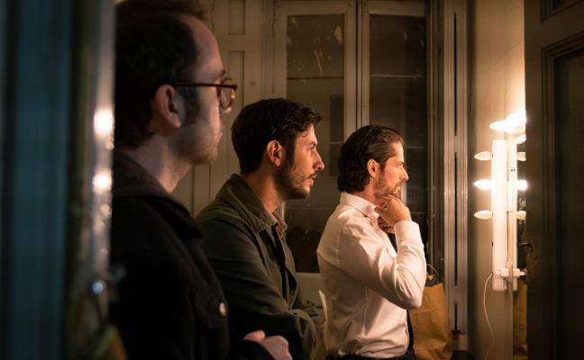 El actor avilesino Pablo Castañón agota las entradas con 'Cuerdas'