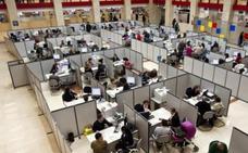 Los sindicatos exigen 1.200 euros de salario mínimo para los funcionarios del Estado