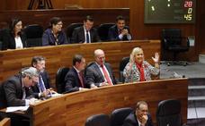 La Junta General da luz verde al crédito de 111 millones que alivia la prórroga