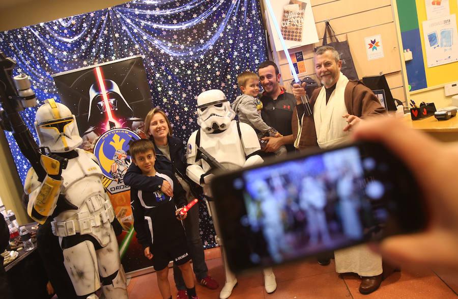 Día de Star Wars en 'El Búho Lector'