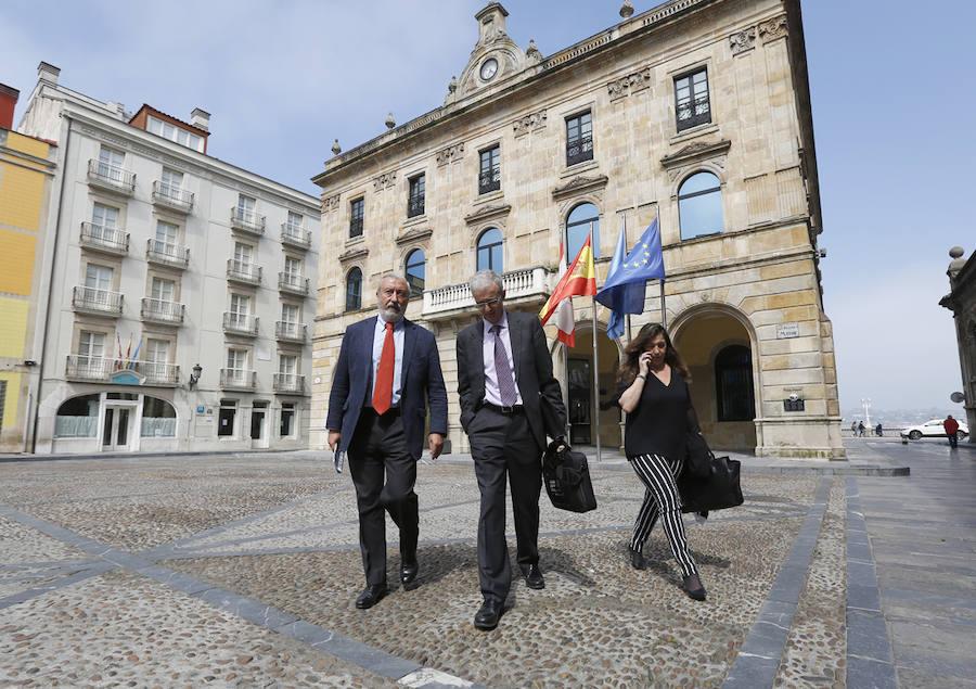 Reunión de Gijón al Norte