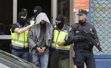 La Audiencia condena a cinco años de cárcel al colaborador de Dáesh detenido en Gijón