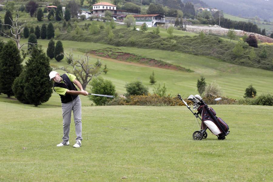 Trofeo de Golf El Comercio //Abanca: Villaviciosa