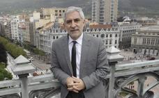 Gaspar Llamazares: «Estamos viviendo un suicidio a plazos de IU que no se merece la organización»