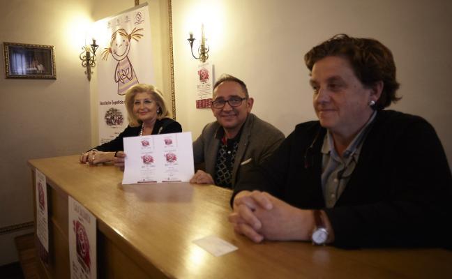 La Cofradía de la Soledad busca 3.000 euros para luchar contra el Rett