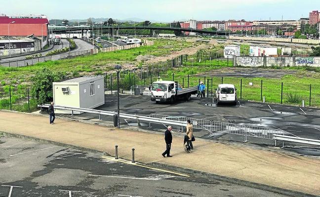 Tragsa inicia la adecuación de accesos del túnel del metrotrén para achicar agua en agosto