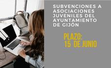Ya se pueden solicitar las subvenciones a asociaciones y colectivos juveniles del Ayuntamiento de Gijón