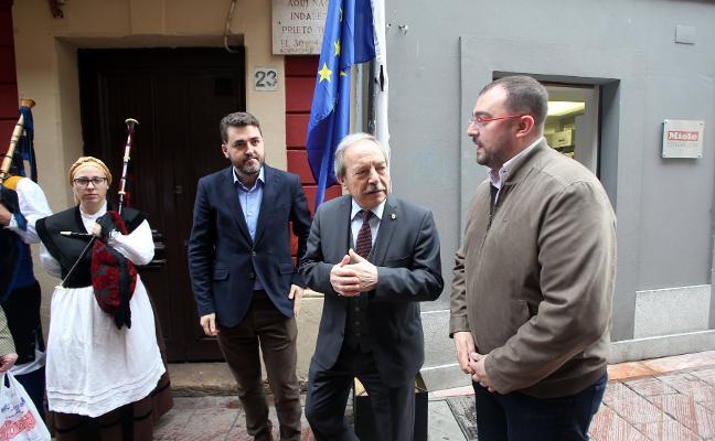 La FSA quiere que Wenceslao López repita como candidato socialista a la Alcaldía de Oviedo