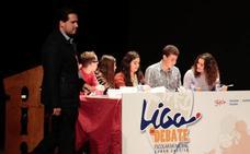 El IES Montevil conquista la I Liga de Debate Escolar Municipal de Gijón