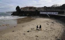 Las ayudas para limpiar las playas, «insuficientes»
