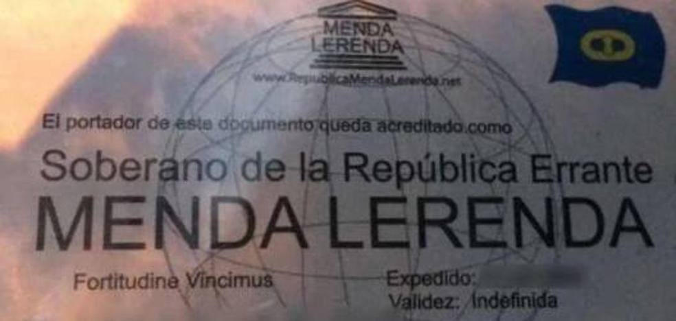 El 'Menda Lerenda' de Avilés a la Policía: «Soy ciudadano del mundo»