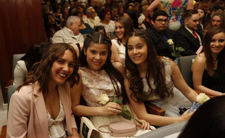 Graduación en el IES Jimena