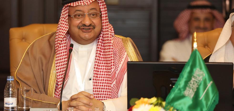 El príncipe saudí era lo único real