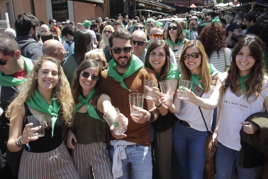 XIX Preba de la Sidra de Gascona