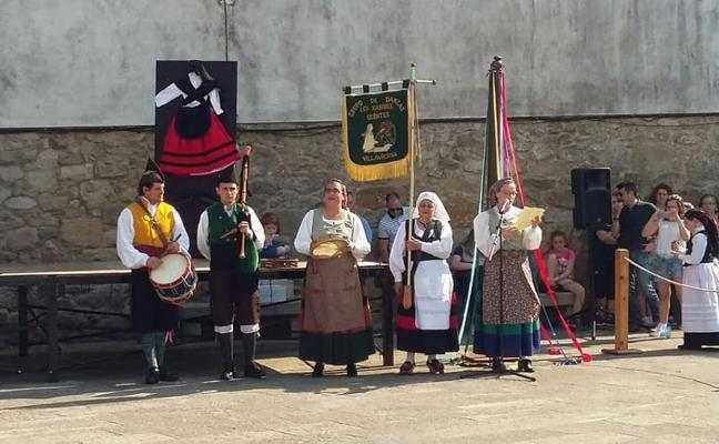 Les Xanines de Quintes, en el Festival de las Letras Galegas