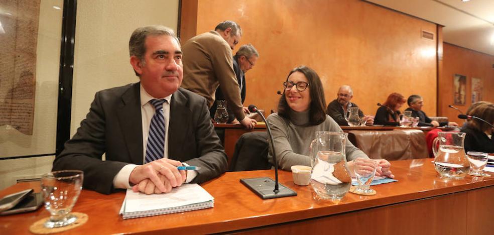 El apoyo del PP garantiza la aprobación inicial del Plan de mejora del Casco Histórico