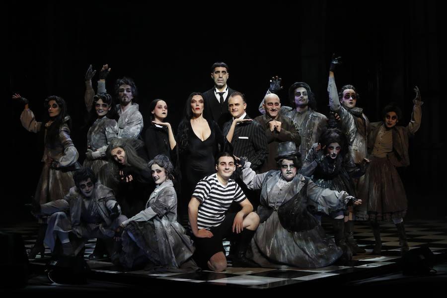 El Teatro Jovellanos de Gijón recibe la visita de la Familia Addams