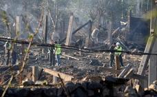 Una mujer muerta, 30 personas heridas y un detenido por una explosión en Tui