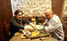 De cachopos y cachopinos en Asturias