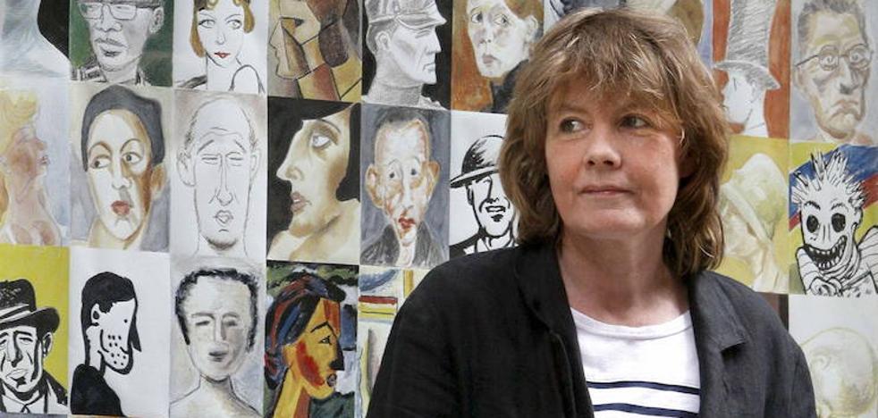 La francesa Fred Vargas logra el Princesa de las Letras tras 10 años sin ninguna mujer en el palmarés
