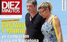 María Lapiedra y Gustavo ya comparten casa en Barcelona